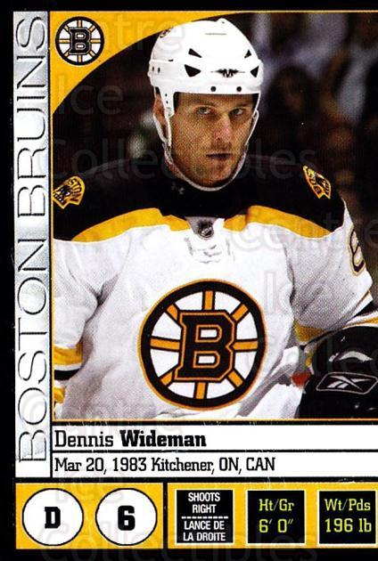 2008-09 Panini Stickers #15 Dennis Wideman<br/>2 In Stock - $1.00 each - <a href=https://centericecollectibles.foxycart.com/cart?name=2008-09%20Panini%20Stickers%20%2315%20Dennis%20Wideman...&quantity_max=2&price=$1.00&code=224040 class=foxycart> Buy it now! </a>