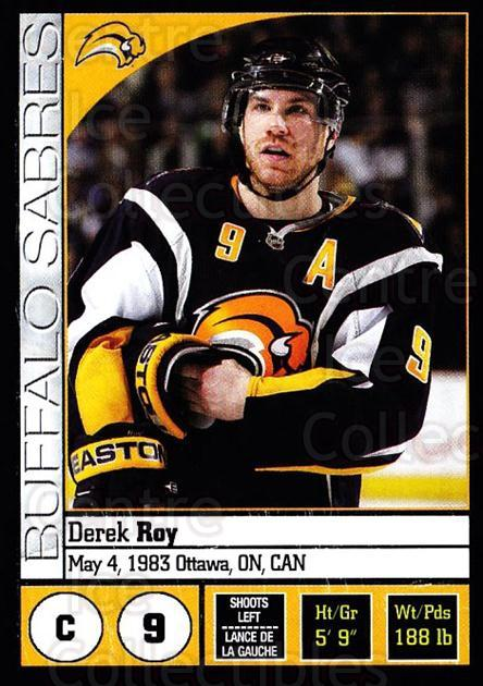 2008-09 Panini Stickers #22 Derek Roy<br/>6 In Stock - $1.00 each - <a href=https://centericecollectibles.foxycart.com/cart?name=2008-09%20Panini%20Stickers%20%2322%20Derek%20Roy...&quantity_max=6&price=$1.00&code=224047 class=foxycart> Buy it now! </a>