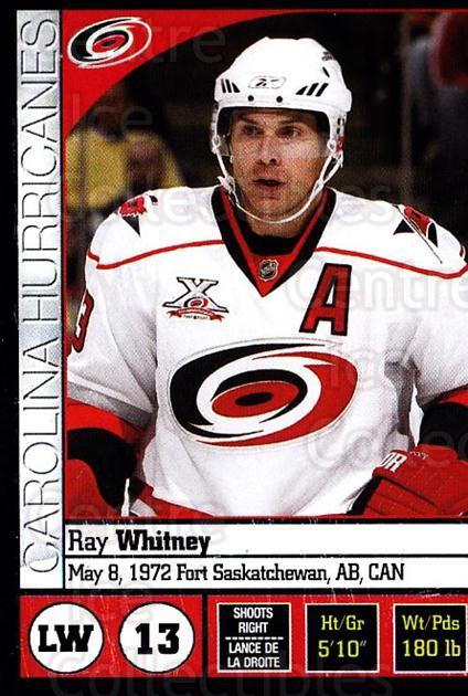 2008-09 Panini Stickers #35 Ray Whitney<br/>3 In Stock - $1.00 each - <a href=https://centericecollectibles.foxycart.com/cart?name=2008-09%20Panini%20Stickers%20%2335%20Ray%20Whitney...&quantity_max=3&price=$1.00&code=224060 class=foxycart> Buy it now! </a>