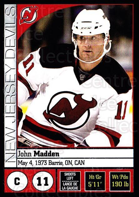 2008-09 Panini Stickers #58 John Madden<br/>6 In Stock - $1.00 each - <a href=https://centericecollectibles.foxycart.com/cart?name=2008-09%20Panini%20Stickers%20%2358%20John%20Madden...&quantity_max=6&price=$1.00&code=224083 class=foxycart> Buy it now! </a>