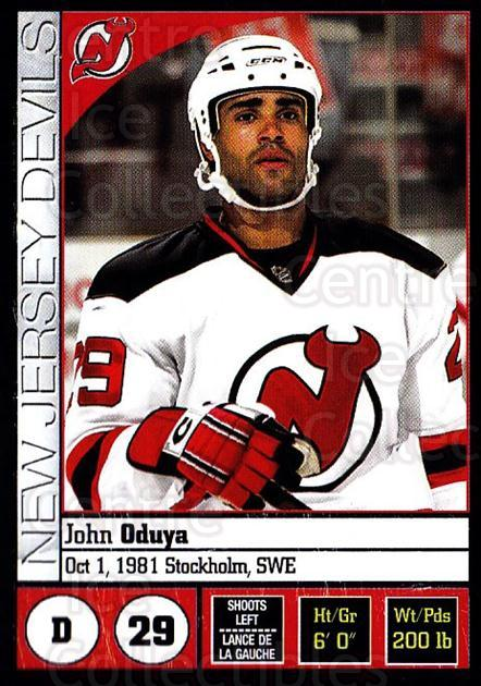 2008-09 Panini Stickers #62 Johnny Oduya<br/>4 In Stock - $1.00 each - <a href=https://centericecollectibles.foxycart.com/cart?name=2008-09%20Panini%20Stickers%20%2362%20Johnny%20Oduya...&quantity_max=4&price=$1.00&code=224087 class=foxycart> Buy it now! </a>
