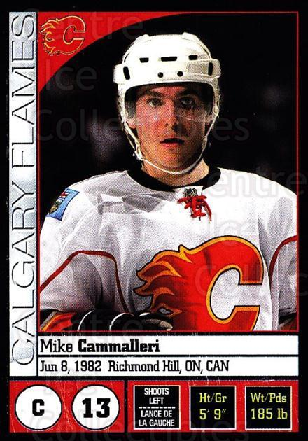 2008-09 Panini Stickers #150 Mike Cammalleri<br/>4 In Stock - $1.00 each - <a href=https://centericecollectibles.foxycart.com/cart?name=2008-09%20Panini%20Stickers%20%23150%20Mike%20Cammalleri...&quantity_max=4&price=$1.00&code=224175 class=foxycart> Buy it now! </a>