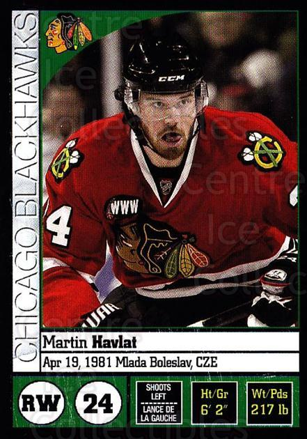 2008-09 Panini Stickers #157 Martin Havlat<br/>5 In Stock - $1.00 each - <a href=https://centericecollectibles.foxycart.com/cart?name=2008-09%20Panini%20Stickers%20%23157%20Martin%20Havlat...&quantity_max=5&price=$1.00&code=224182 class=foxycart> Buy it now! </a>