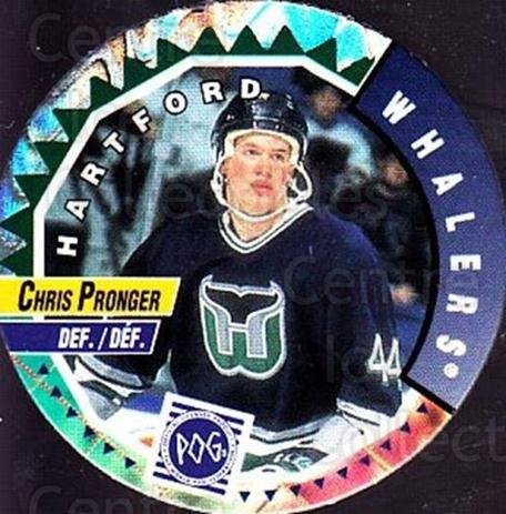 1994-95 Canada Games NHL POGS #121 Chris Pronger<br/>6 In Stock - $1.00 each - <a href=https://centericecollectibles.foxycart.com/cart?name=1994-95%20Canada%20Games%20NHL%20POGS%20%23121%20Chris%20Pronger...&quantity_max=6&price=$1.00&code=2241 class=foxycart> Buy it now! </a>