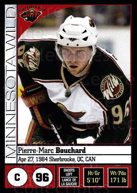 2008-09 Panini Stickers #220 Pierre-Marc Bouchard<br/>4 In Stock - $1.00 each - <a href=https://centericecollectibles.foxycart.com/cart?name=2008-09%20Panini%20Stickers%20%23220%20Pierre-Marc%20Bou...&quantity_max=4&price=$1.00&code=224245 class=foxycart> Buy it now! </a>