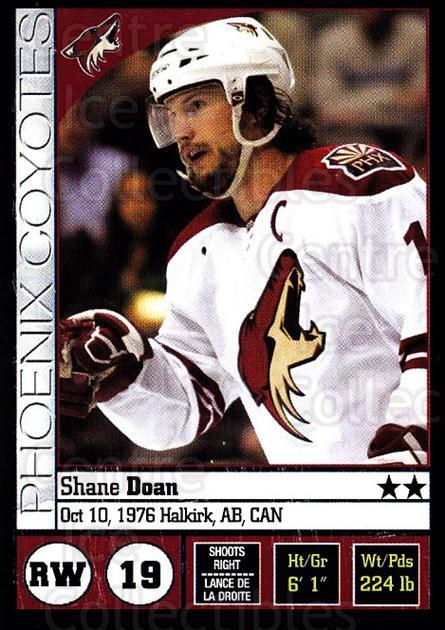 2008-09 Panini Stickers #241 Shane Doan<br/>6 In Stock - $1.00 each - <a href=https://centericecollectibles.foxycart.com/cart?name=2008-09%20Panini%20Stickers%20%23241%20Shane%20Doan...&quantity_max=6&price=$1.00&code=224266 class=foxycart> Buy it now! </a>