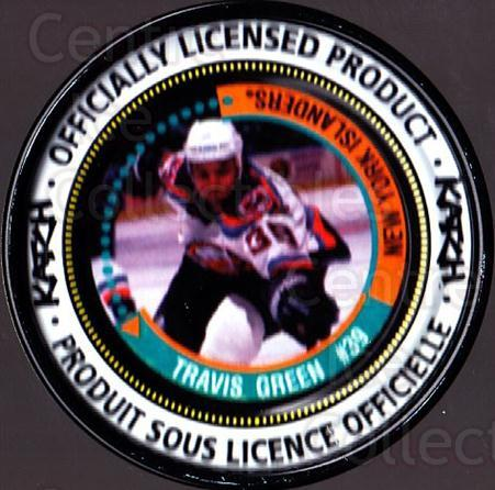 1997-98 Katch #87 Travis Green<br/>6 In Stock - $2.00 each - <a href=https://centericecollectibles.foxycart.com/cart?name=1997-98%20Katch%20%2387%20Travis%20Green...&quantity_max=6&price=$2.00&code=224382 class=foxycart> Buy it now! </a>