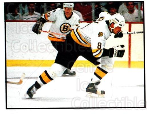 1988-89 Panini Stickers #191 Cam Neely<br/>3 In Stock - $1.00 each - <a href=https://centericecollectibles.foxycart.com/cart?name=1988-89%20Panini%20Stickers%20%23191%20Cam%20Neely...&quantity_max=3&price=$1.00&code=22496 class=foxycart> Buy it now! </a>