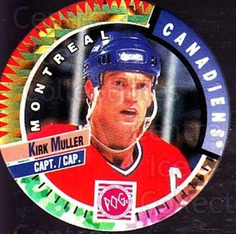 1994-95 Canada Games NHL POGS #137 Kirk Muller<br/>1 In Stock - $1.00 each - <a href=https://centericecollectibles.foxycart.com/cart?name=1994-95%20Canada%20Games%20NHL%20POGS%20%23137%20Kirk%20Muller...&quantity_max=1&price=$1.00&code=2255 class=foxycart> Buy it now! </a>