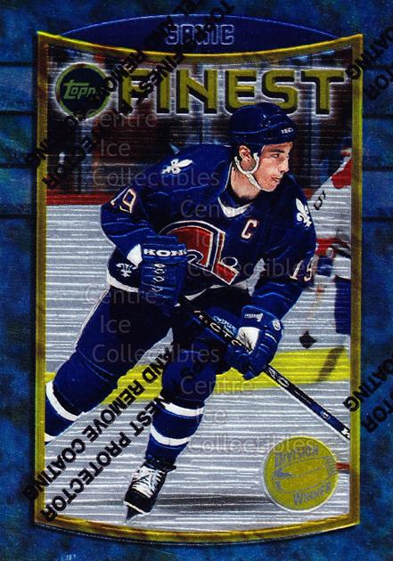 1994-95 Finest Super Team Division Winners #69 Joe Sakic<br/>5 In Stock - $3.00 each - <a href=https://centericecollectibles.foxycart.com/cart?name=1994-95%20Finest%20Super%20Team%20Division%20Winners%20%2369%20Joe%20Sakic...&price=$3.00&code=225931 class=foxycart> Buy it now! </a>
