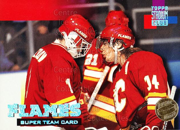 1994-95 Stadium Club Super Teams Division Winners #4 Theo Fleury, Andrei Trefilov<br/>38 In Stock - $3.00 each - <a href=https://centericecollectibles.foxycart.com/cart?name=1994-95%20Stadium%20Club%20Super%20Teams%20Division%20Winners%20%234%20Theo%20Fleury,%20An...&quantity_max=38&price=$3.00&code=225976 class=foxycart> Buy it now! </a>