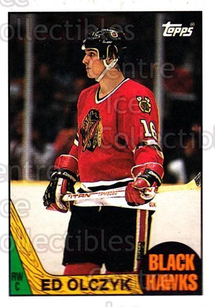 1987-88 Topps #104 Ed Olczyk<br/>4 In Stock - $1.00 each - <a href=https://centericecollectibles.foxycart.com/cart?name=1987-88%20Topps%20%23104%20Ed%20Olczyk...&quantity_max=4&price=$1.00&code=22643 class=foxycart> Buy it now! </a>