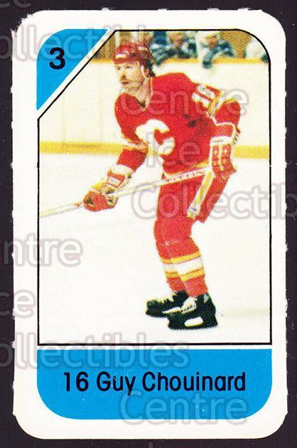 1982-83 Post Cereal #41 Guy Chouinard<br/>8 In Stock - $2.00 each - <a href=https://centericecollectibles.foxycart.com/cart?name=1982-83%20Post%20Cereal%20%2341%20Guy%20Chouinard...&quantity_max=8&price=$2.00&code=226824 class=foxycart> Buy it now! </a>