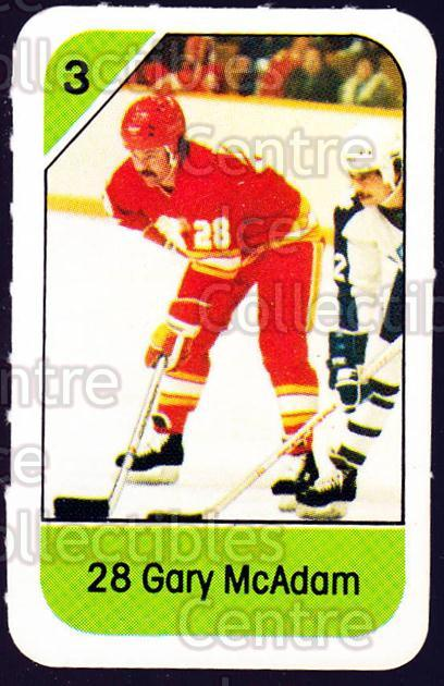 1982-83 Post Cereal #48 Gary McAdam<br/>7 In Stock - $2.00 each - <a href=https://centericecollectibles.foxycart.com/cart?name=1982-83%20Post%20Cereal%20%2348%20Gary%20McAdam...&quantity_max=7&price=$2.00&code=226831 class=foxycart> Buy it now! </a>