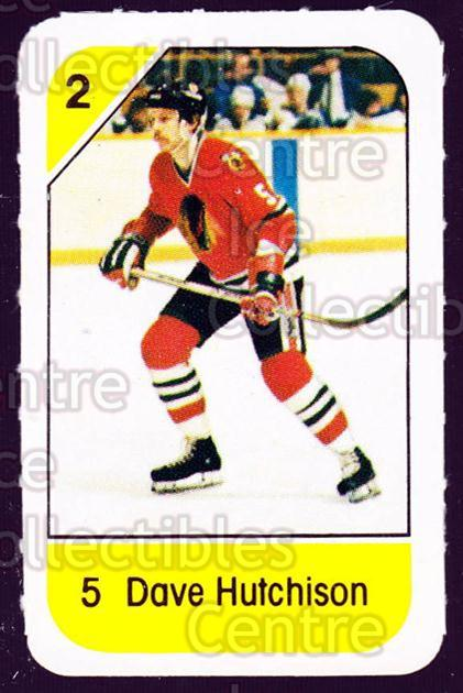1982-83 Post Cereal #50 Dave Hutchinson<br/>4 In Stock - $2.00 each - <a href=https://centericecollectibles.foxycart.com/cart?name=1982-83%20Post%20Cereal%20%2350%20Dave%20Hutchinson...&quantity_max=4&price=$2.00&code=226833 class=foxycart> Buy it now! </a>
