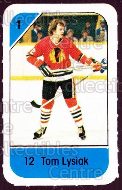 1982-83 Post Cereal #53 Tom Lysiak<br/>6 In Stock - $2.00 each - <a href=https://centericecollectibles.foxycart.com/cart?name=1982-83%20Post%20Cereal%20%2353%20Tom%20Lysiak...&quantity_max=6&price=$2.00&code=226836 class=foxycart> Buy it now! </a>