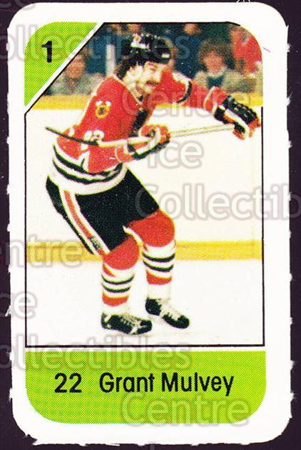 1982-83 Post Cereal #59 Grant Mulvey<br/>7 In Stock - $2.00 each - <a href=https://centericecollectibles.foxycart.com/cart?name=1982-83%20Post%20Cereal%20%2359%20Grant%20Mulvey...&quantity_max=7&price=$2.00&code=226842 class=foxycart> Buy it now! </a>