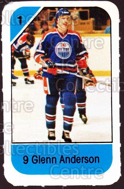 1982-83 Post Cereal #87 Glenn Anderson<br/>3 In Stock - $2.00 each - <a href=https://centericecollectibles.foxycart.com/cart?name=1982-83%20Post%20Cereal%20%2387%20Glenn%20Anderson...&quantity_max=3&price=$2.00&code=226870 class=foxycart> Buy it now! </a>