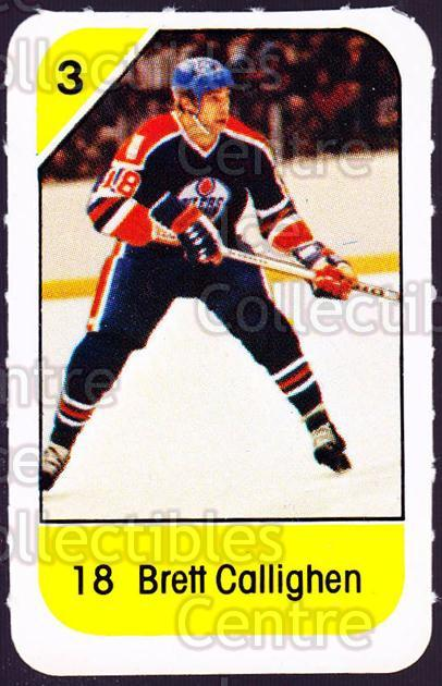 1982-83 Post Cereal #93 Brett Callighen<br/>4 In Stock - $2.00 each - <a href=https://centericecollectibles.foxycart.com/cart?name=1982-83%20Post%20Cereal%20%2393%20Brett%20Callighen...&quantity_max=4&price=$2.00&code=226876 class=foxycart> Buy it now! </a>