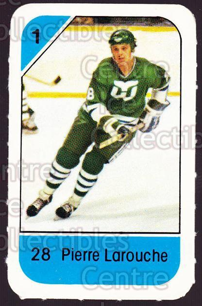1982-83 Post Cereal #110 Pierre Larouche<br/>3 In Stock - $2.00 each - <a href=https://centericecollectibles.foxycart.com/cart?name=1982-83%20Post%20Cereal%20%23110%20Pierre%20Larouche...&quantity_max=3&price=$2.00&code=226893 class=foxycart> Buy it now! </a>