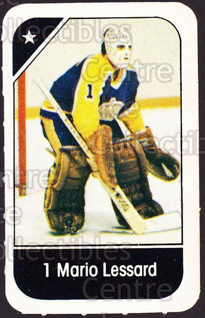 1982-83 Post Cereal #113 Mario Lessard<br/>1 In Stock - $2.00 each - <a href=https://centericecollectibles.foxycart.com/cart?name=1982-83%20Post%20Cereal%20%23113%20Mario%20Lessard...&quantity_max=1&price=$2.00&code=226895 class=foxycart> Buy it now! </a>