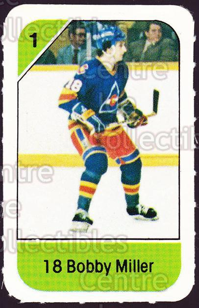 1982-83 Post Cereal #172 Bob Miller<br/>4 In Stock - $2.00 each - <a href=https://centericecollectibles.foxycart.com/cart?name=1982-83%20Post%20Cereal%20%23172%20Bob%20Miller...&quantity_max=4&price=$2.00&code=226954 class=foxycart> Buy it now! </a>
