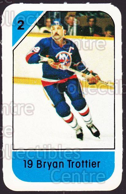 1982-83 Post Cereal #185 Bryan Trottier<br/>5 In Stock - $2.00 each - <a href=https://centericecollectibles.foxycart.com/cart?name=1982-83%20Post%20Cereal%20%23185%20Bryan%20Trottier...&quantity_max=5&price=$2.00&code=226967 class=foxycart> Buy it now! </a>