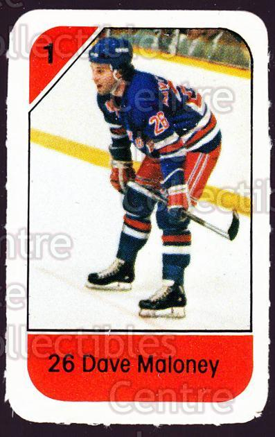 1982-83 Post Cereal #202 Dave Maloney<br/>7 In Stock - $2.00 each - <a href=https://centericecollectibles.foxycart.com/cart?name=1982-83%20Post%20Cereal%20%23202%20Dave%20Maloney...&quantity_max=7&price=$2.00&code=226984 class=foxycart> Buy it now! </a>