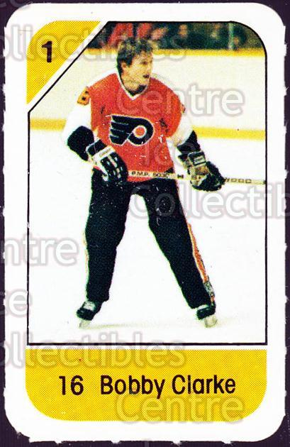 1982-83 Post Cereal #217 Bobby Clarke<br/>2 In Stock - $2.00 each - <a href=https://centericecollectibles.foxycart.com/cart?name=1982-83%20Post%20Cereal%20%23217%20Bobby%20Clarke...&quantity_max=2&price=$2.00&code=226999 class=foxycart> Buy it now! </a>