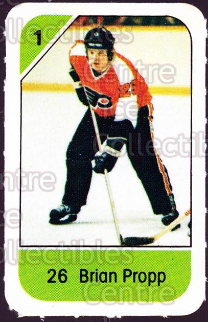 1982-83 Post Cereal #221 Brian Propp<br/>5 In Stock - $2.00 each - <a href=https://centericecollectibles.foxycart.com/cart?name=1982-83%20Post%20Cereal%20%23221%20Brian%20Propp...&quantity_max=5&price=$2.00&code=227003 class=foxycart> Buy it now! </a>