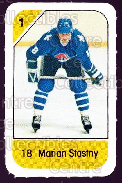 1982-83 Post Cereal #248 Marian Stastny<br/>3 In Stock - $2.00 each - <a href=https://centericecollectibles.foxycart.com/cart?name=1982-83%20Post%20Cereal%20%23248%20Marian%20Stastny...&quantity_max=3&price=$2.00&code=227030 class=foxycart> Buy it now! </a>