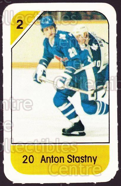 1982-83 Post Cereal #250 Anton Stastny<br/>4 In Stock - $2.00 each - <a href=https://centericecollectibles.foxycart.com/cart?name=1982-83%20Post%20Cereal%20%23250%20Anton%20Stastny...&quantity_max=4&price=$2.00&code=227032 class=foxycart> Buy it now! </a>