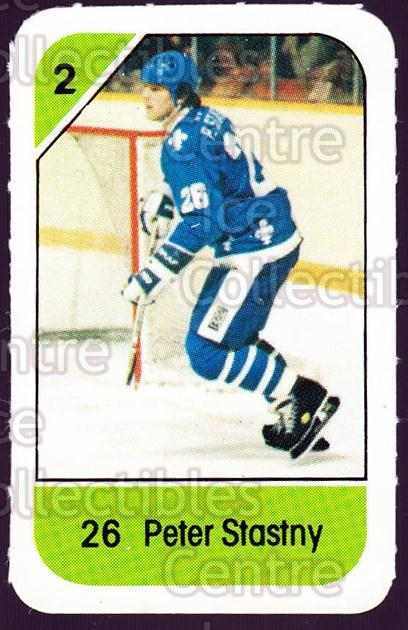 1982-83 Post Cereal #253 Peter Stastny<br/>2 In Stock - $2.00 each - <a href=https://centericecollectibles.foxycart.com/cart?name=1982-83%20Post%20Cereal%20%23253%20Peter%20Stastny...&quantity_max=2&price=$2.00&code=227035 class=foxycart> Buy it now! </a>