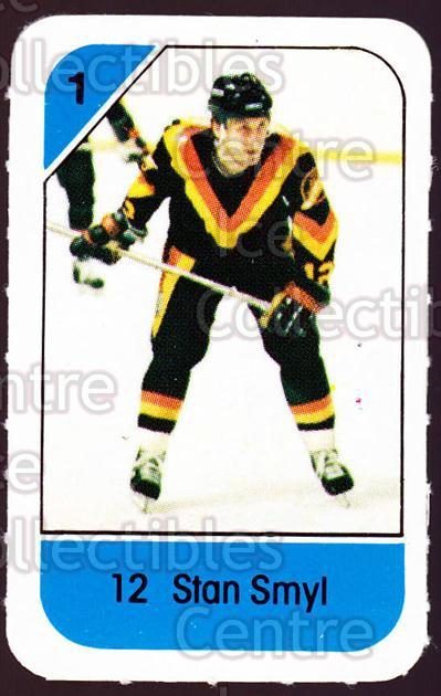 1982-83 Post Cereal #292 Stan Smyl<br/>1 In Stock - $2.00 each - <a href=https://centericecollectibles.foxycart.com/cart?name=1982-83%20Post%20Cereal%20%23292%20Stan%20Smyl...&quantity_max=1&price=$2.00&code=227074 class=foxycart> Buy it now! </a>