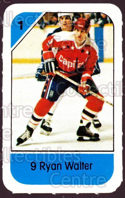1982-83 Post Cereal #309 Ryan Walter<br/>5 In Stock - $2.00 each - <a href=https://centericecollectibles.foxycart.com/cart?name=1982-83%20Post%20Cereal%20%23309%20Ryan%20Walter...&quantity_max=5&price=$2.00&code=227091 class=foxycart> Buy it now! </a>
