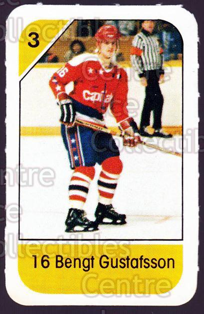 1982-83 Post Cereal #314 Bengt Gustafsson<br/>2 In Stock - $2.00 each - <a href=https://centericecollectibles.foxycart.com/cart?name=1982-83%20Post%20Cereal%20%23314%20Bengt%20Gustafsso...&quantity_max=2&price=$2.00&code=227096 class=foxycart> Buy it now! </a>