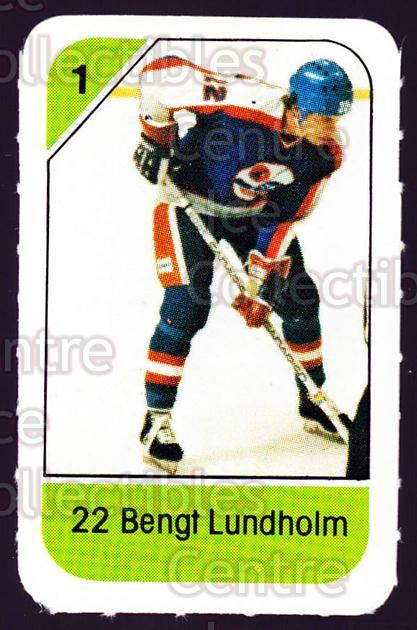 1982-83 Post Cereal #331 Bengt Lundholm<br/>4 In Stock - $2.00 each - <a href=https://centericecollectibles.foxycart.com/cart?name=1982-83%20Post%20Cereal%20%23331%20Bengt%20Lundholm...&quantity_max=4&price=$2.00&code=227113 class=foxycart> Buy it now! </a>