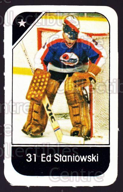 1982-83 Post Cereal #335 Ed Staniowski<br/>1 In Stock - $2.00 each - <a href=https://centericecollectibles.foxycart.com/cart?name=1982-83%20Post%20Cereal%20%23335%20Ed%20Staniowski...&quantity_max=1&price=$2.00&code=227117 class=foxycart> Buy it now! </a>