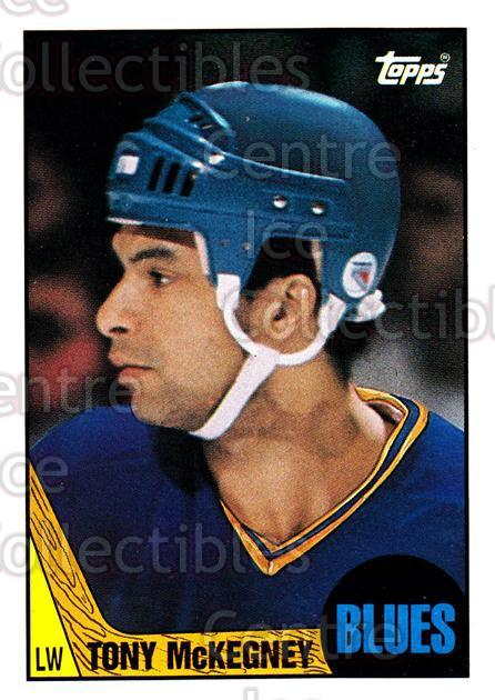 1987-88 Topps #172 Tony McKegney<br/>7 In Stock - $1.00 each - <a href=https://centericecollectibles.foxycart.com/cart?name=1987-88%20Topps%20%23172%20Tony%20McKegney...&quantity_max=7&price=$1.00&code=22711 class=foxycart> Buy it now! </a>