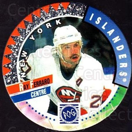 1994-95 Canada Games NHL POGS #154 Ray Ferraro<br/>8 In Stock - $1.00 each - <a href=https://centericecollectibles.foxycart.com/cart?name=1994-95%20Canada%20Games%20NHL%20POGS%20%23154%20Ray%20Ferraro...&quantity_max=8&price=$1.00&code=2272 class=foxycart> Buy it now! </a>