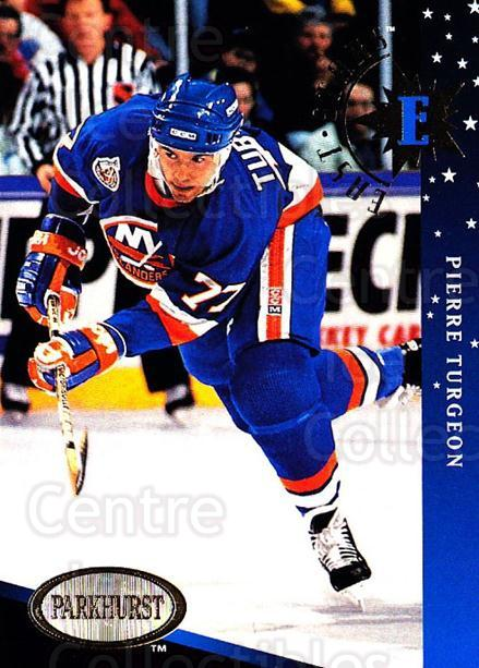 1993-94 Parkhurst East Stars #10 Pierre Turgeon<br/>18 In Stock - $3.00 each - <a href=https://centericecollectibles.foxycart.com/cart?name=1993-94%20Parkhurst%20East%20Stars%20%2310%20Pierre%20Turgeon...&quantity_max=18&price=$3.00&code=227317 class=foxycart> Buy it now! </a>
