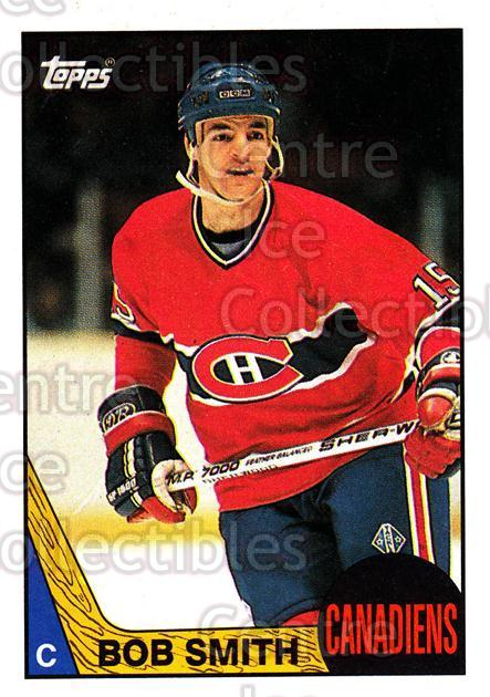 1987-88 Topps #48 Bobby Smith<br/>6 In Stock - $1.00 each - <a href=https://centericecollectibles.foxycart.com/cart?name=1987-88%20Topps%20%2348%20Bobby%20Smith...&quantity_max=6&price=$1.00&code=22768 class=foxycart> Buy it now! </a>