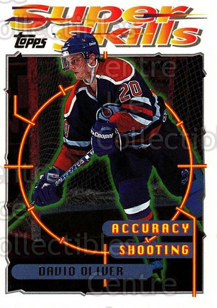 1995-96 Topps Super Skills #71 David Oliver<br/>10 In Stock - $1.00 each - <a href=https://centericecollectibles.foxycart.com/cart?name=1995-96%20Topps%20Super%20Skills%20%2371%20David%20Oliver...&quantity_max=10&price=$1.00&code=227734 class=foxycart> Buy it now! </a>