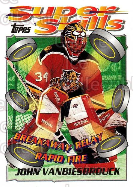 1995-96 Topps Super Skills #78 John Vanbiesbrouck<br/>8 In Stock - $1.00 each - <a href=https://centericecollectibles.foxycart.com/cart?name=1995-96%20Topps%20Super%20Skills%20%2378%20John%20Vanbiesbro...&quantity_max=8&price=$1.00&code=227736 class=foxycart> Buy it now! </a>