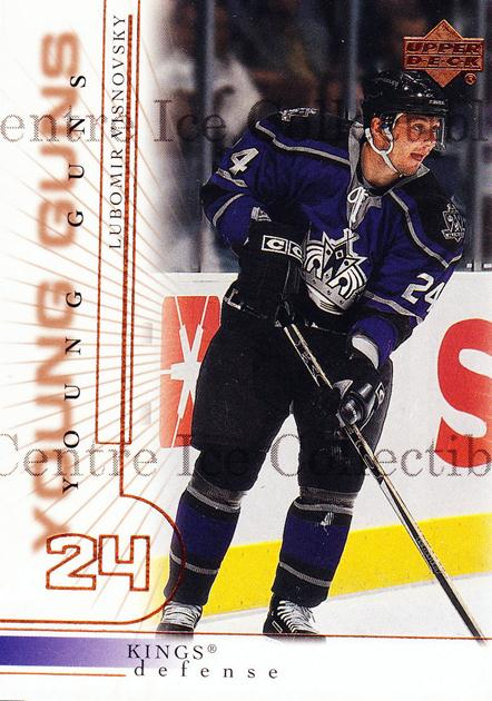 2000-01 Upper Deck #430 Lubomir Visnovsky<br/>1 In Stock - $3.00 each - <a href=https://centericecollectibles.foxycart.com/cart?name=2000-01%20Upper%20Deck%20%23430%20Lubomir%20Visnovs...&price=$3.00&code=228415 class=foxycart> Buy it now! </a>