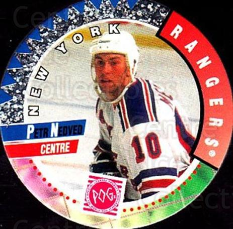 1994-95 Canada Games NHL POGS #169 Petr Nedved<br/>5 In Stock - $1.00 each - <a href=https://centericecollectibles.foxycart.com/cart?name=1994-95%20Canada%20Games%20NHL%20POGS%20%23169%20Petr%20Nedved...&quantity_max=5&price=$1.00&code=2284 class=foxycart> Buy it now! </a>