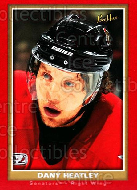 2005-06 Beehive Red #61 Dany Heatley<br/>3 In Stock - $2.00 each - <a href=https://centericecollectibles.foxycart.com/cart?name=2005-06%20Beehive%20Red%20%2361%20Dany%20Heatley...&quantity_max=3&price=$2.00&code=228556 class=foxycart> Buy it now! </a>