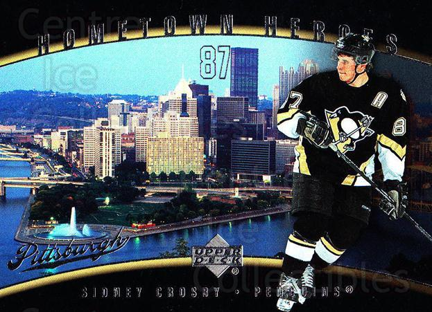 2006-07 Upper Deck Hometown Heroes #39 Sidney Crosby<br/>1 In Stock - $5.00 each - <a href=https://centericecollectibles.foxycart.com/cart?name=2006-07%20Upper%20Deck%20Hometown%20Heroes%20%2339%20Sidney%20Crosby...&quantity_max=1&price=$5.00&code=228811 class=foxycart> Buy it now! </a>