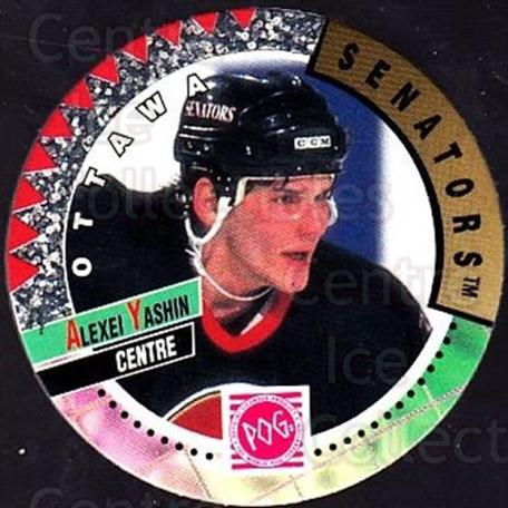 1994-95 Canada Games NHL POGS #174 Alexei Yashin<br/>5 In Stock - $1.00 each - <a href=https://centericecollectibles.foxycart.com/cart?name=1994-95%20Canada%20Games%20NHL%20POGS%20%23174%20Alexei%20Yashin...&quantity_max=5&price=$1.00&code=2289 class=foxycart> Buy it now! </a>
