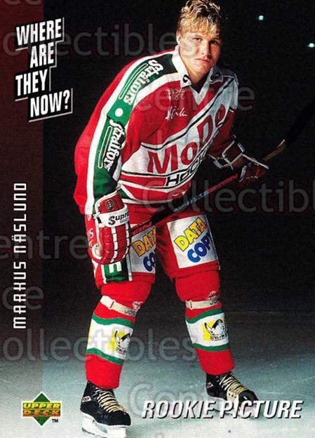 1995-96 Swedish Upper Deck #245 Markus Naslund<br/>9 In Stock - $2.00 each - <a href=https://centericecollectibles.foxycart.com/cart?name=1995-96%20Swedish%20Upper%20Deck%20%23245%20Markus%20Naslund...&quantity_max=9&price=$2.00&code=229289 class=foxycart> Buy it now! </a>